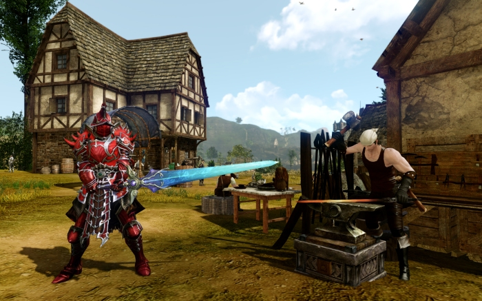 ArcheAge - Caption Contest