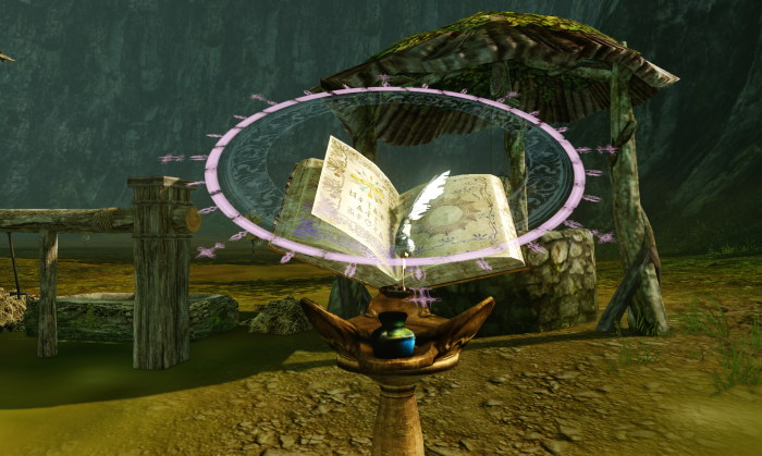 ArcheAge - Magic Book