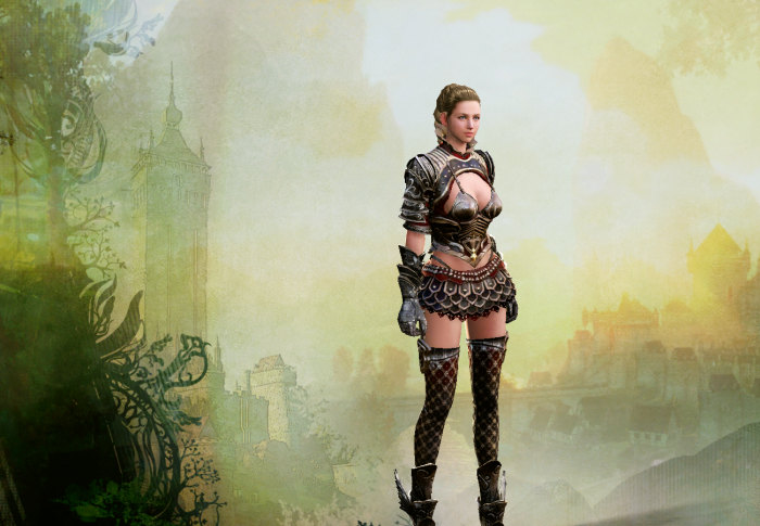 ArcheAge - Nuian Female