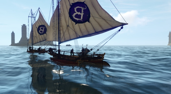 ArcheAge - Clipper Trading