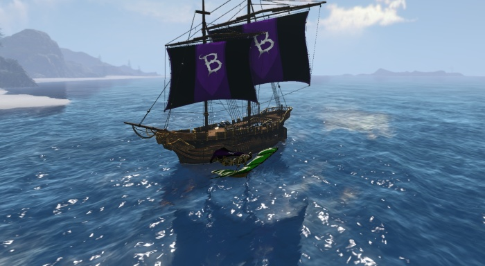 ArcheAge - Blackthorne Galleon