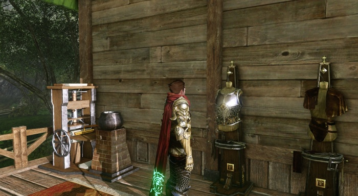 ArcheAge - Crafting Station