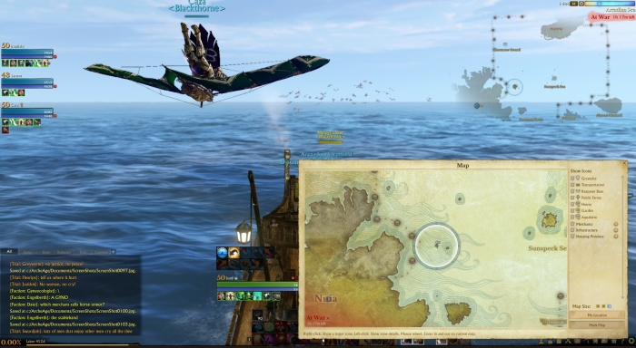 ArcheAge - Fishing Radar