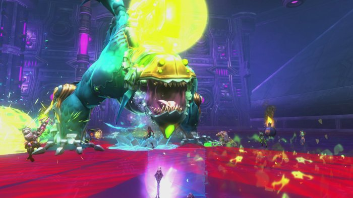 Wildstar - Raid Telegraphs