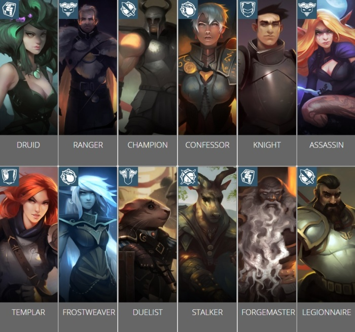 Crowfall - Archetype Grid 03282015