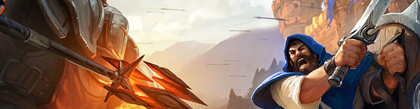 Albion Online Art Battle Banner