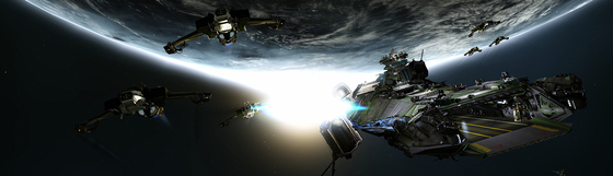 Star Citizen Fleet Banner