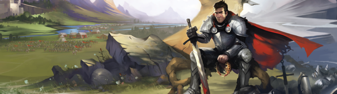 Crowfall Knight Banner
