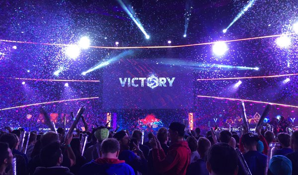 Heroes of the Dorm 2016 Confetti