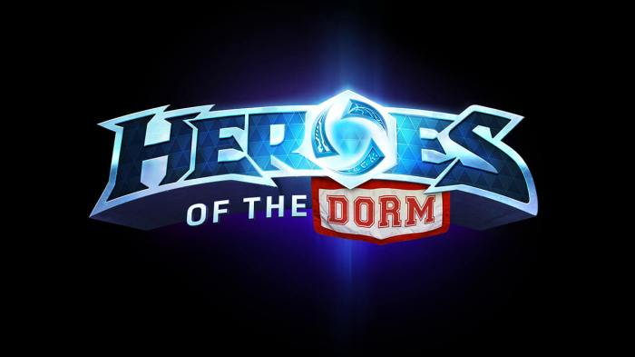 Heroes of the Dorm Logo