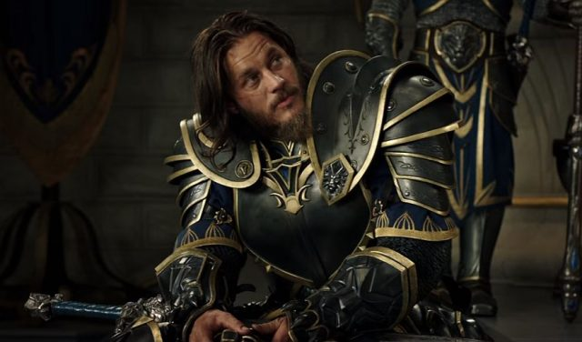 Warcraft Movie Lothar