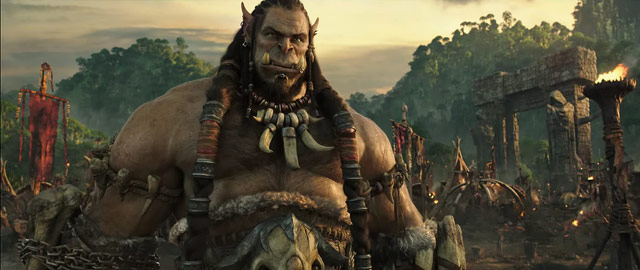 Warcraft Movie Orc