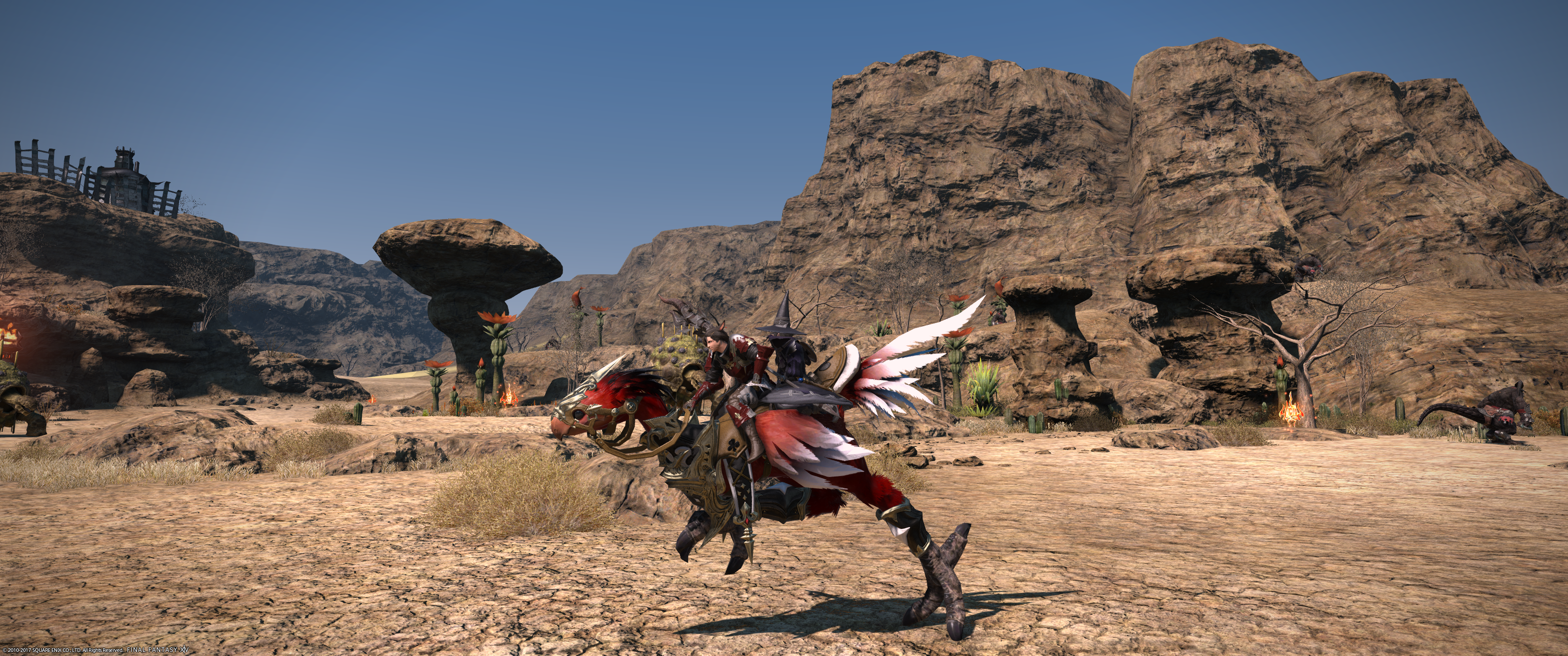10 Early Thoughts on Adventures in FFXIV   The Errant Penman